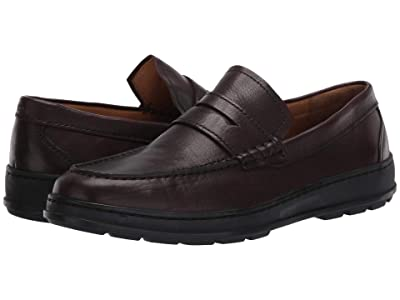 Cole Haan Hamlin Traveler Penny Loafer (Cordovan) Men