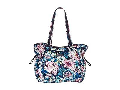 Vera Bradley Iconic Glenna Satchel (Garden Grove) Bags