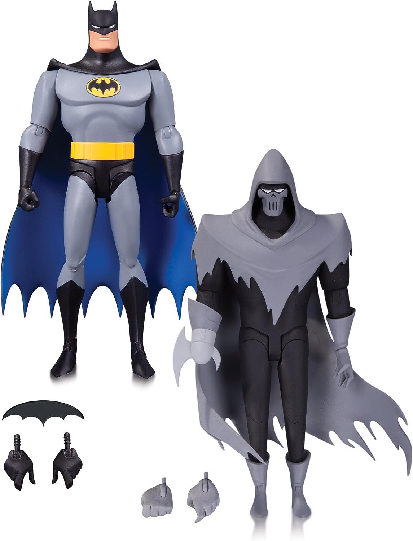 DC Comics Batuomo Animated Series  Mask of The Phantasm azione cifra 2Pack