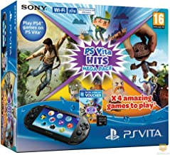Console Playstation Vita + Hits Mega Pack + Carte Mémoire 8 Go Pour [Importazione Francesa]