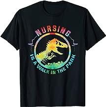 nursing is a walk in the park shirt
