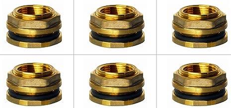 RAINPAL F075LFLH Brass 3/4