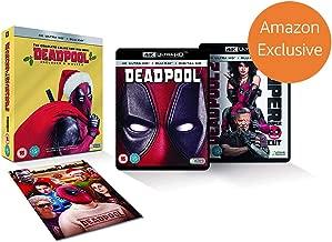 Deadpool 1&2 4K UHD Christmas Edition 2018 Region Free