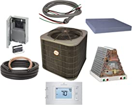 Payne - 5 Ton 13 SEER Residential Energy Star Air Conditioner unit with Installation Kit- PA13NA0600NGG