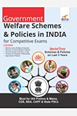 Government Welfare Schemes & Policies in India for Competitive Exams Kindle Edition