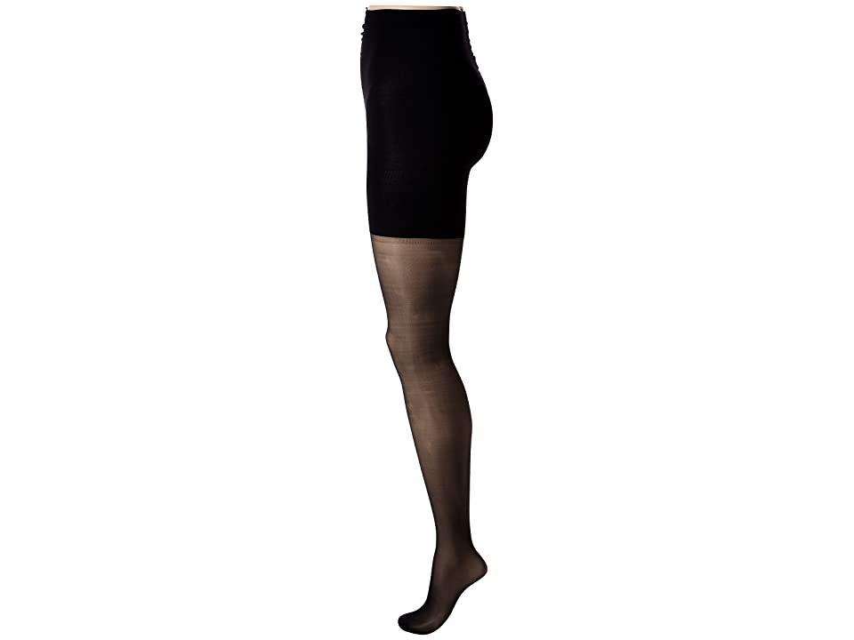 Spanx Basic Sheers Luxe Leg Sheers (Very Black) Hose