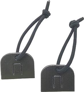 オーストリッチ(OSTRICH) ディスクローター 輪行アクセサリー [ダミーローター 2個セット] ブレーキキャリパー保護 ダミーディスクローター 91554