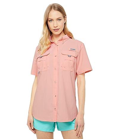 Columbia Bahama S/S Shirt (Tiki Pink) Women