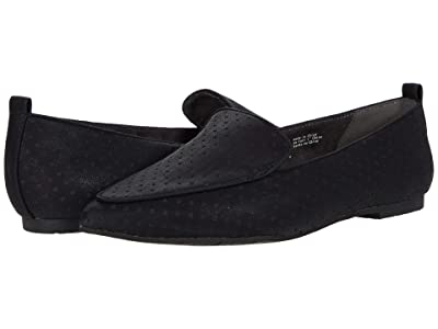 Seychelles BC Footwear by Seychelles Its Time Perf (Black Perforated V Leather) Women