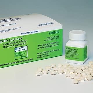 Probiotic Dietary Supplement Lactinex™ 50 Per Bottle Tablet