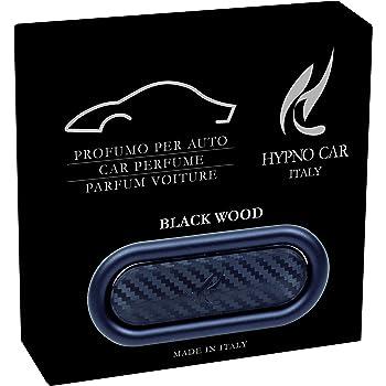 HYPNO CAR LUXURY Profumo per Auto Black Wood Nuova Linea Made in
