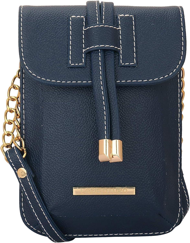Lapis O Lupo Lupo Lupo Damen Umhängetasche (Llsl0027Bl, Blau) Multifunktionales Taschen-Design B07N88GNF6  Billiger als der Preis 8cdf52