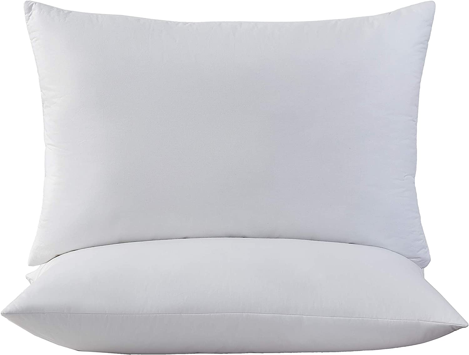 SHEONE Goose Down Max 48% OFF Feather Pillows Sleep Natural Bed for safety