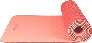 Retrospec Zuma Yoga Mat w/Nylon Strap for Men & Women - Non Slip Exercise Mat for Yoga, Pilates, Stretching, Floor & Fitne...