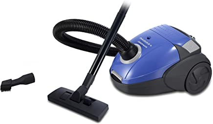 Sonashi 1200W Canister Vacuum Cleaner (Blue-Silver), Svc-9024