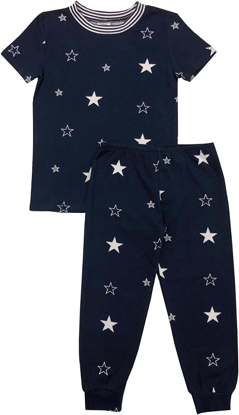 Esme Boys Crew Easy-to-use Neck Short Sleeve Top Pants Set Size 6 5 4 2 years warranty 3