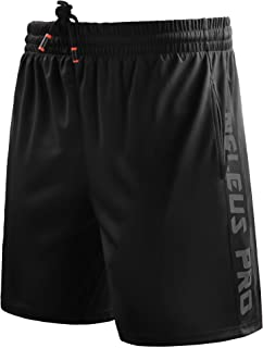 Men's Lightweight Workout Running Athletic Shorts with Pockets