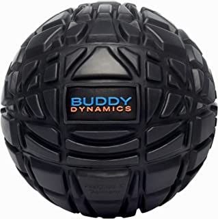 Buddy Dynamics Massage Ball - Deep Tissue, Trigger Point Massage Ball to Fight Sore Muscles - Excellent for Muscle Recovery, Myofascial Release - Therapy Massage Ball