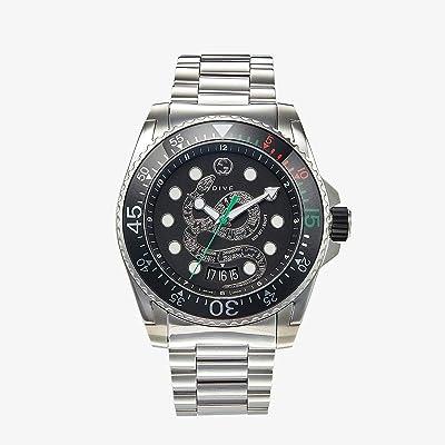 Gucci Gucci Dive Watch (Black) Watches