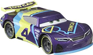 Disney Pixar Cars J.D. McPillar 1:55 scale Fan Favorite Character Vehicles for Racing and Storytelling Fun, Gift for Kids ...