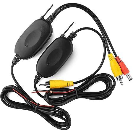 Hawotec 2 4 Ghz Funk Sender EmpfÄnger RÜckfahrkamera Elektronik