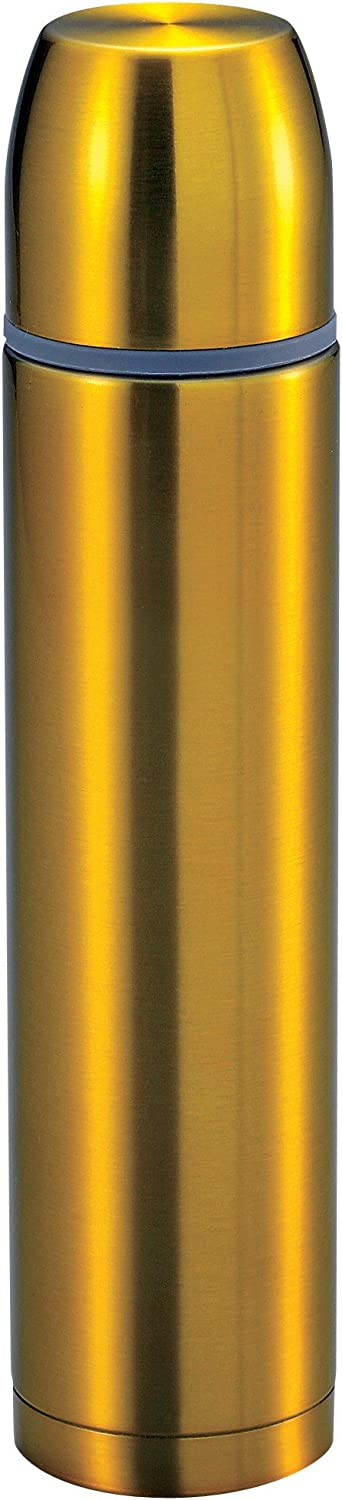 Captain stag (CAPTAIN STAG) Sea Esprit slim bottle yellow 300 M5357 (Japan import   The package and the manual are written in Japanese)