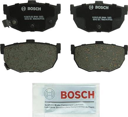 Bosch BP464 QuietCast Premium Rear Disc Brake Pad Set