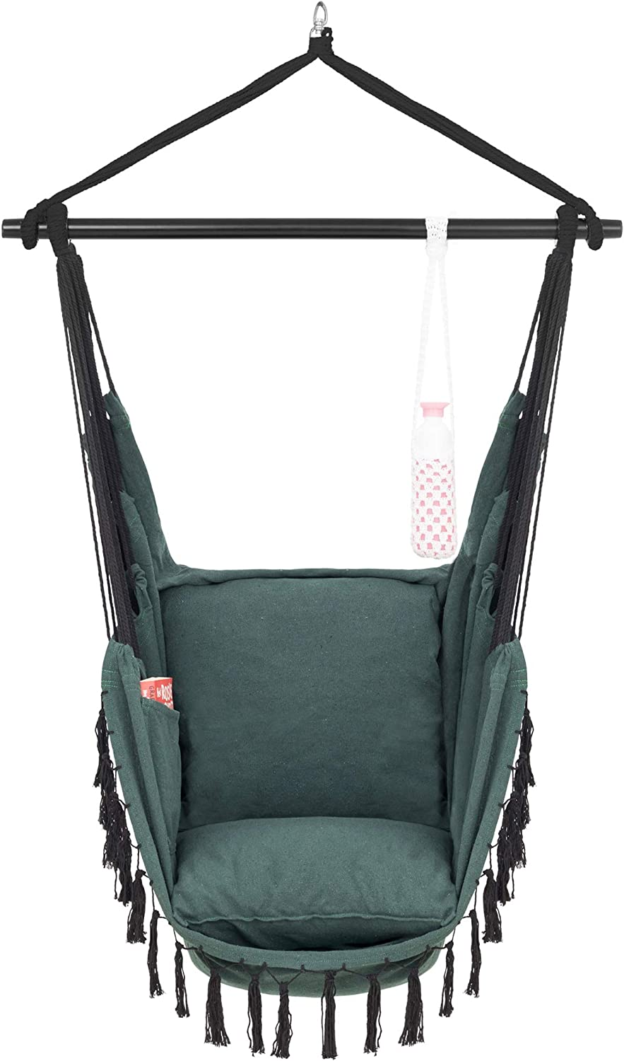 VITA5 Hanging Max 75% OFF Chair 2 Max 53% OFF Cushions Drinks We Book Holder lbs 500