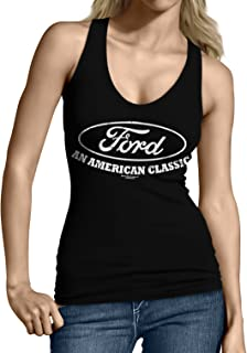 Ford an American Classic Junior's Tank Top