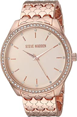 Textured Ladies Alloy Band Watch SMW170