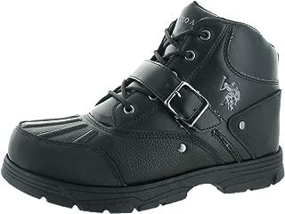 Mens Duck Toe Guard Casual Boots