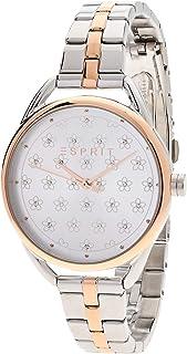 ساعة ديبي فلاور كوارتز عصرية للنساء من اسبريت - موديل ES1L177M0125