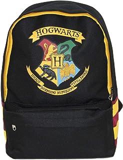 HARRY POTTER Hogwarts Backpack Zainetto per bambini, 38 cm, 20.14 liters, Nero (Black)