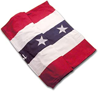 Flag Bunting 5 Stripe with Stars 18in Wide - 10 Yards