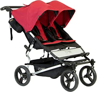Best Mountain Buggy Duet 2016 Double Stroller, Chili Review