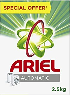 Ariel Automatic Laundry Powder Detergent Original Scent 2.5 kg