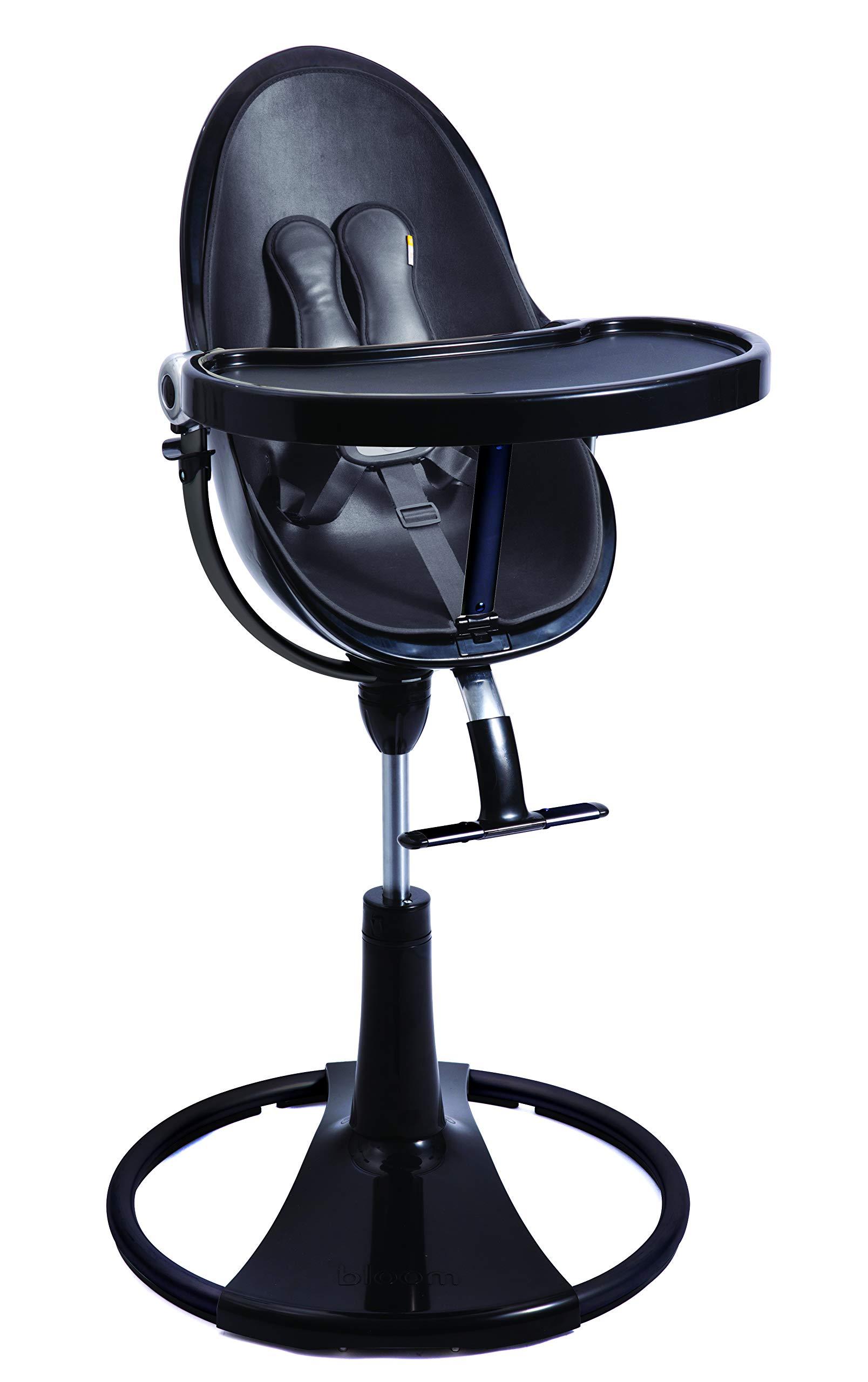 Bloom Fresco Chrome Contemporary Chair