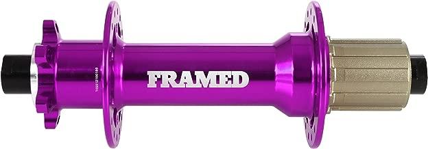 Framed 32h 197mm x 12mm Rear Hub