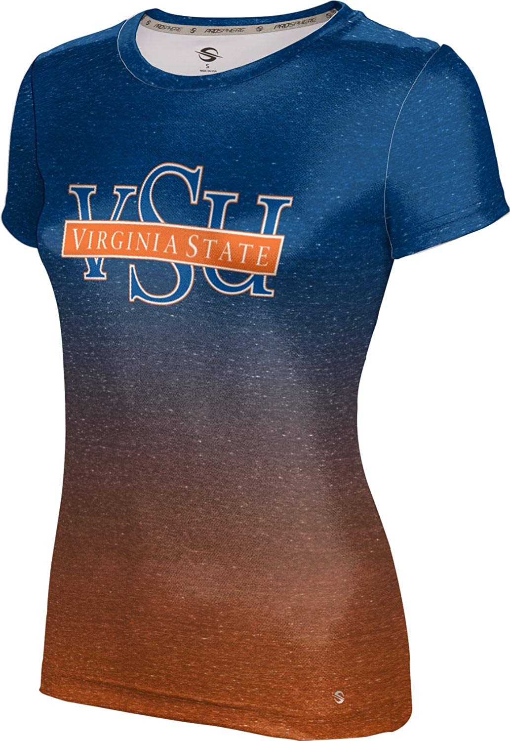 ProSphere Virginia State University Girls' Performance T-Shirt (Ombre)