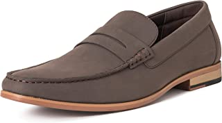 Mens Queensbery James Penny Driving Moccasin Casual Comfort Shoes Loafer