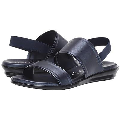 Italian Shoemakers Max-1 (Blue Metallic) Women