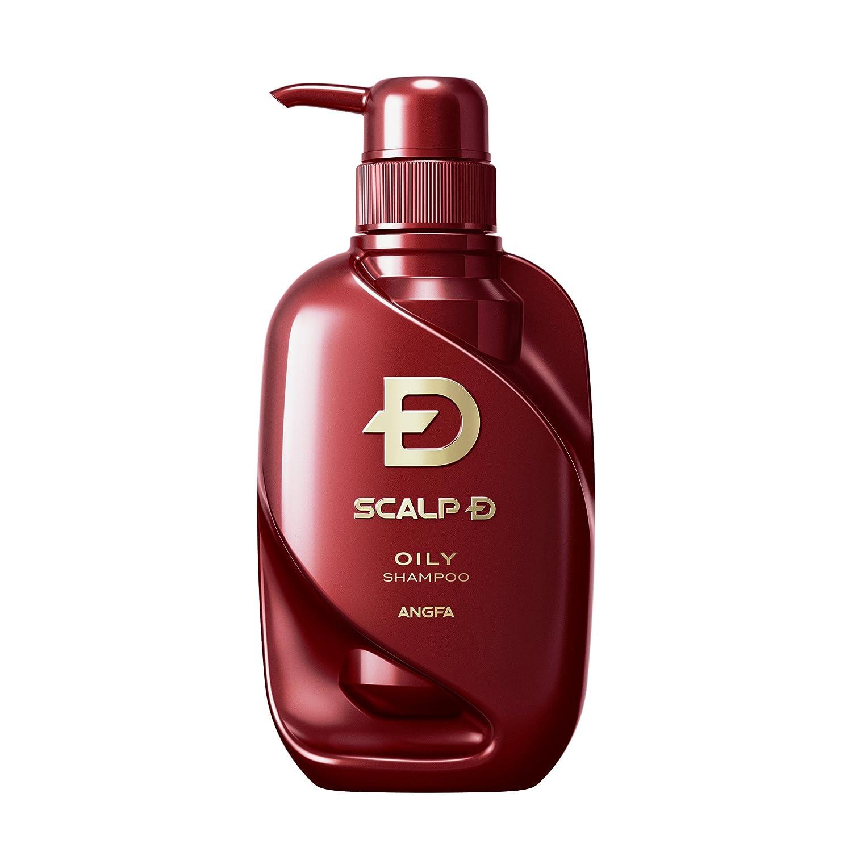 Topics on TV 5 ☆ very popular Medicated shampoo sukarupu D Grease Pro sukarupusyanpu- oiri-