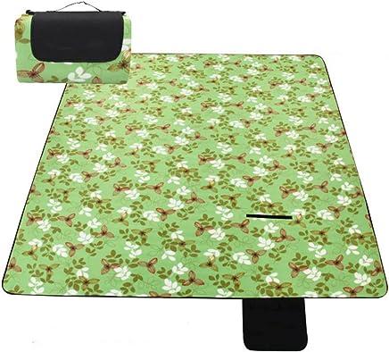Outdoor Park Isolierung Wildleder Für Familie Gemütlich Moistureproof Moistureproof Moistureproof Picknickdecke Camping Decken 200 X 200 Cm,L B0722C416S | Leicht zu reinigende Oberfläche  86c4f7