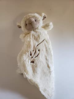 Personalized Lamb lovey, Security Blanket