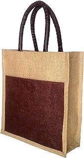 Foonty Women's Tote Bag (FJUWB6209_Brown)