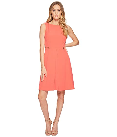 d86a50e44390 Tahari by ASL Side Zipper Fit-and-Flare Dress at 6pm