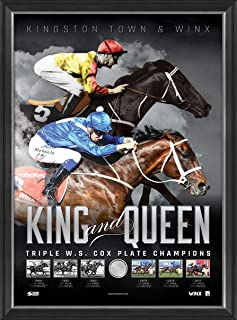 Sport Entertainment Products Winx & Kingston Town Sportsprint