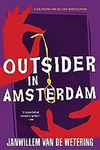 Outsider in Amsterdam (Amsterdam Cops Book 1)