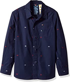 Boys' Adaptive Magnetic Button Shirt