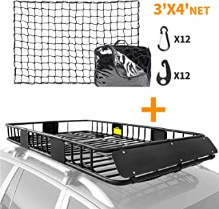 XCAR Roof Rack Net Stretches